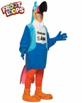 Adult Toucan Sam Froot Loops Costume