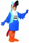 Child's Toucan Sam Costume