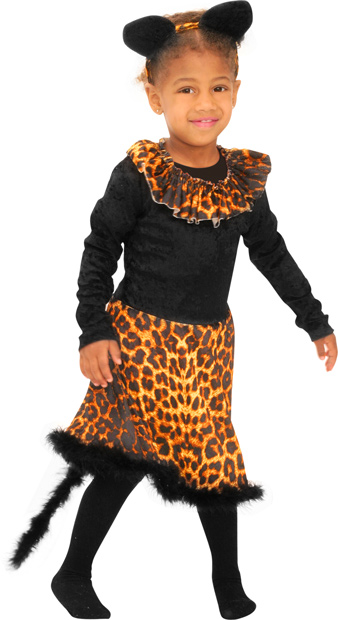Child's Cat Costume
