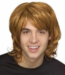 Blonde Shaggy 70s Wig