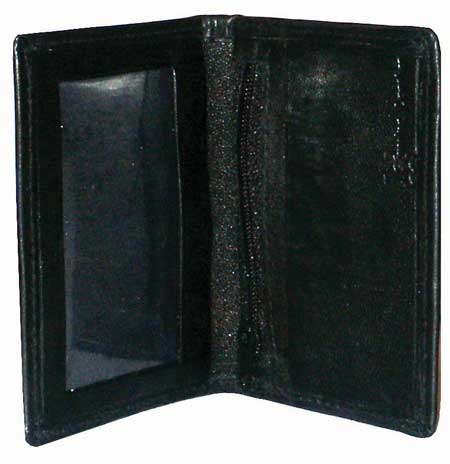 Lambskin w/ Zipper Card Holder