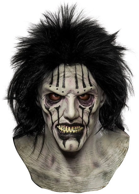 Death Metal Costume Mask