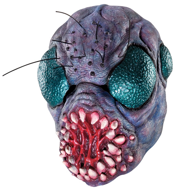 Scary Bug Face Costume Mask