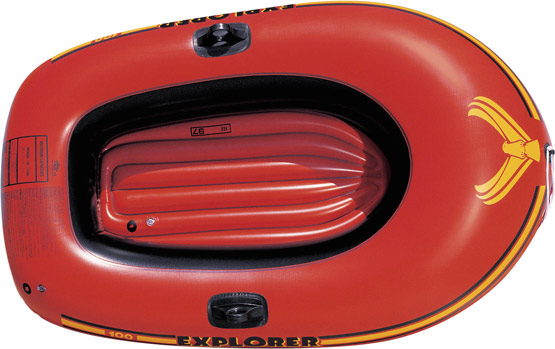 Explorer Inflatable Boat