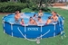 Intex 15 x 36 Metal Frame Pool Set