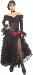Adult Prestige Senorita Spanish Dancer Costume