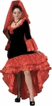 Supreme Ladies Flamenco Dancer Costume