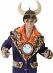 Adult Flavor Flav Costume Kit
