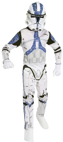 Child's Clone Trooper Costume