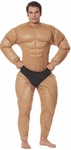Adult Body Builder Costume