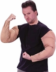 Fake Costume Muscle Arms