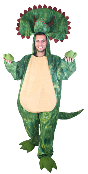 Adult Triceratops Costume