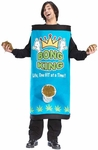 Adult Bong King Costume