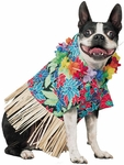 Tiki Fun Dog Costume