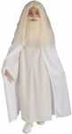 Child's White Gandalf Costume