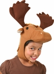 Child Moose Costume Hat