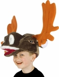 Child's Moose Hat