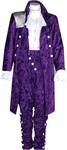 The Purple One Artist Plus Size Costume