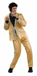 Adult Deluxe Gold Elvis Presley Costume