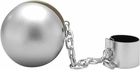 Women's Prisoner Ball And Chain Handbag