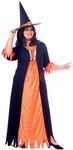 Plus Size Gothic Witch Costume