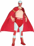 Official Adult Mexican Wrestler Costume