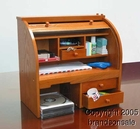 Mini Rolltop Desk Organizer