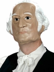 George Washington President Mask