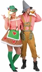 Adult German Lederhosen Costume