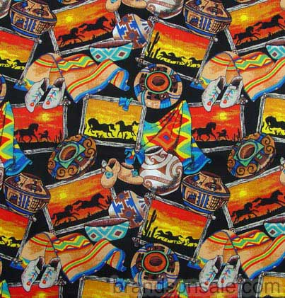 Sunset Canyon Bandanas
