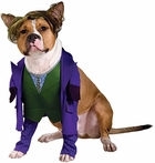 Batman Joker Dog Costume