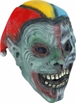 Skull Joker Vinyl Halloween Costume Mask