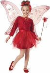Child's Devil Fairy Costume