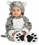 Baby Striped Cat Costume