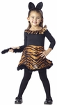 Toddler Tiger Dress Costume