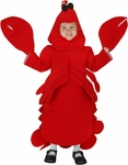 Toddler Lobster Costume