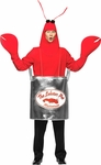 Adult Lobster In Pot Costume