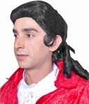 Aristocrat Pirate Man Wig