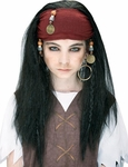 Boy's Pirate Wig