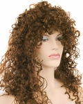 Women's Curly Pirate Wench Wig