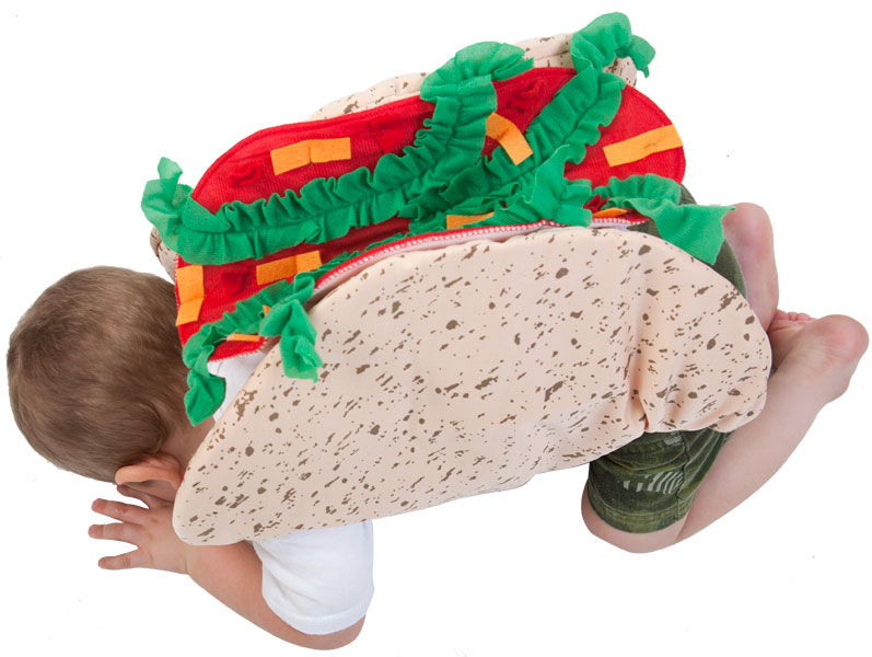 Baby Taco Costume | Best Baby Costumes 2015 | brandsonsale.com