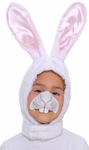 Child's Animal Bunny Costume Kit