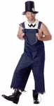 Plus Size Hillbilly Groom Costume