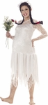 Women's Maternity Hillbilly Bride Costume