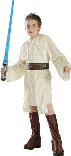 Child's Deluxe Obi-Wan Kenobi Costume