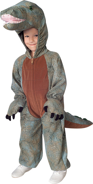 Toddler Deluxe Dinosaur Costume