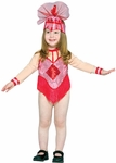Toddler Showgirl Costume