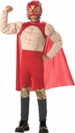 Child's Mexican Luchadore Wrestler Costume