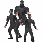 Black Spiderman Costumes
