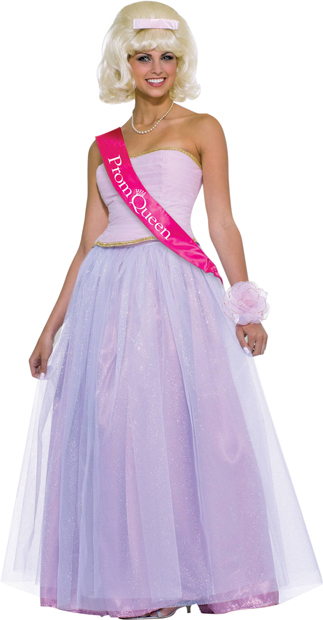Adult Prom Queen Costume
